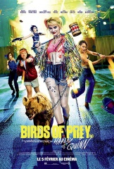 Birds of Prey - The Emancipation of Harley Quinn