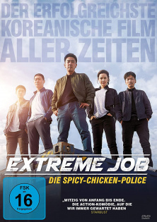 stream Extreme Job - Die Spicy-Chicken-Police