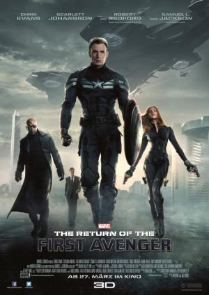 Captain America 2 Stream Kinox