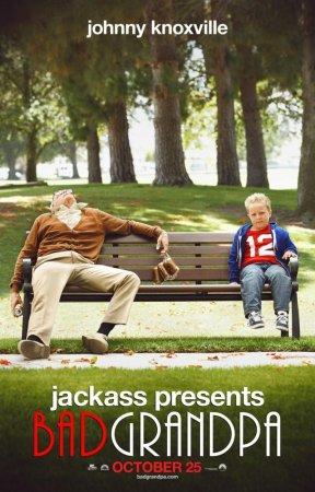 Jackass Bad Grandpa Stream